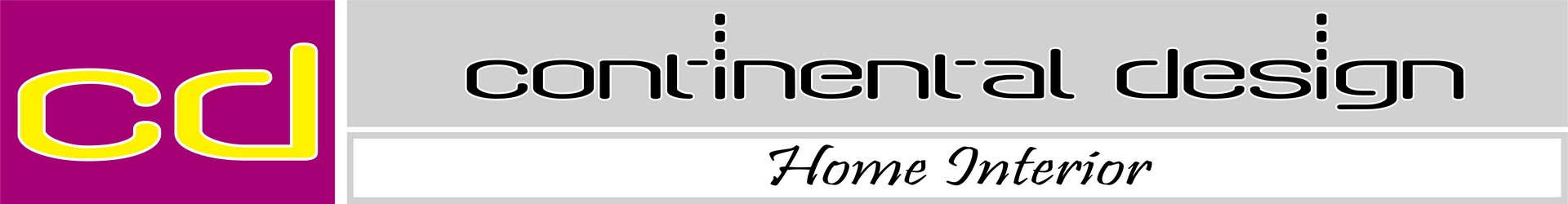 LOGO Continental Design Home Interior