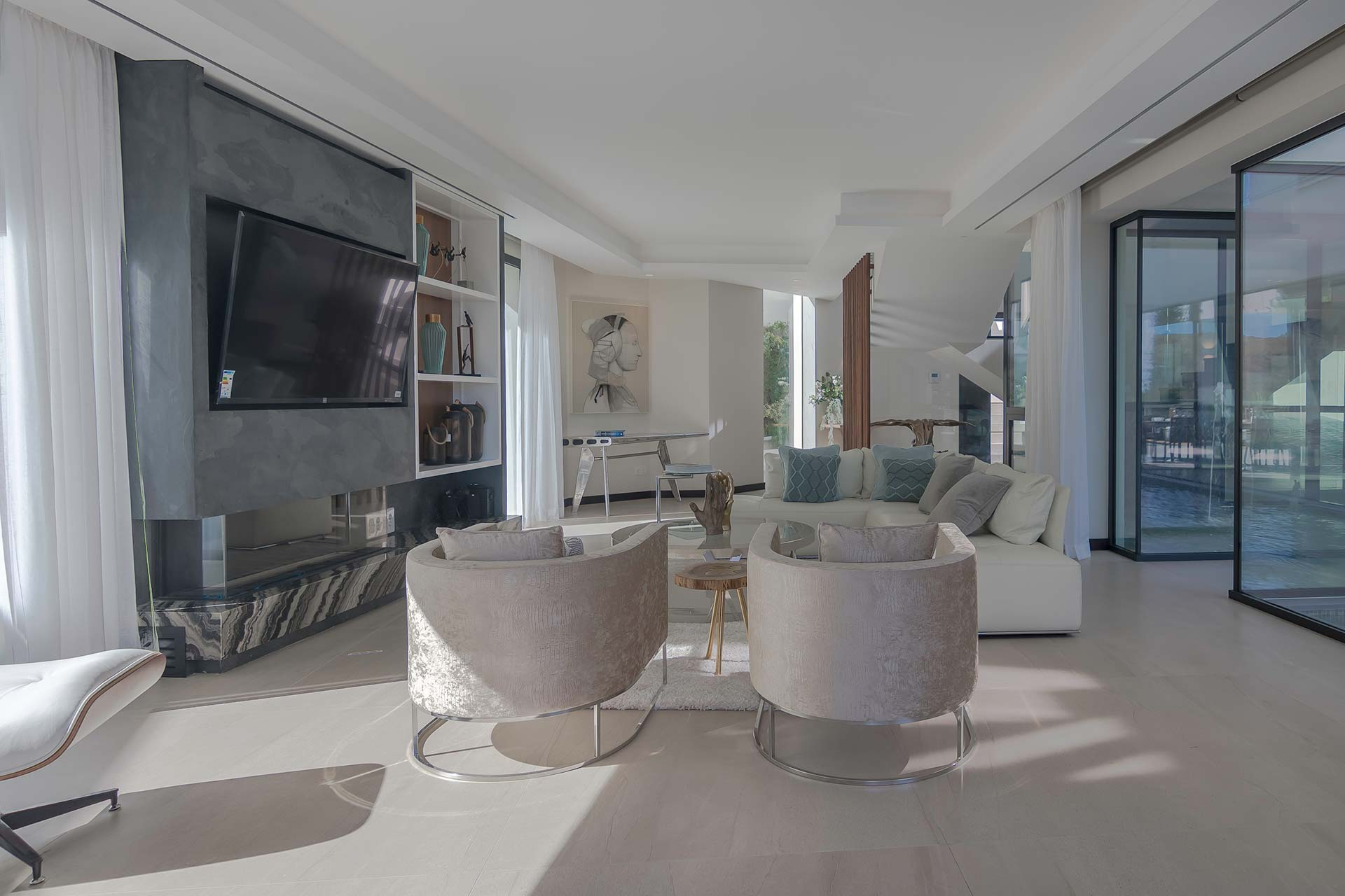 Luxury Interior Design Marbella